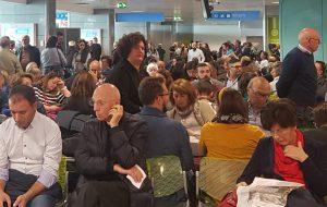 Nebbia a Brindisi: caos all'aeroporto