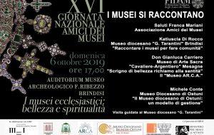 Le iniziative per la Giornata Nazionale degli Amici dei Musei