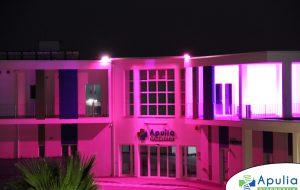 Apulia Diagnostic si tinge di rosa 🎗 per la prevenzione del tumore al seno