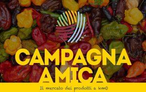 """Prorogato sino al 26 dicembre il mercato di """"Campagna Amica"""" di piazza Umberto I"""