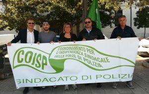 """Manifestazione Coisp, Bozzetti: """"Attenzione al tema sicurezza deve rimanere alta. Già impegno del Governo"""""""
