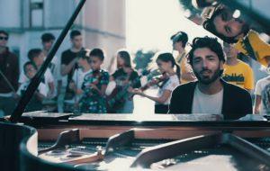 Girato al quartiere Paradiso il video del nuovo brano di Cordio