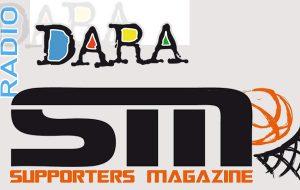 Domani speciale basket e calcio su Radio Dara ed in diretta streaming