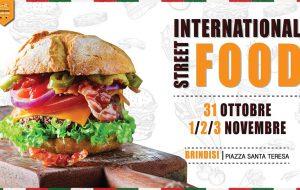 Tutto pronto a Brindisi per il Festival del cibo da strada: appuntamento in Piazza Santa Teresa