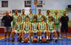 Mens Sana Mesagne-New Basket Lecce=75-62