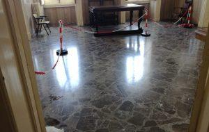 Ostuni al via i lavori di ristrutturazione e restauro del Salone dei Sindaci a Palazzo San Francesco