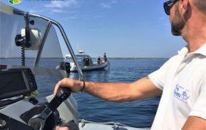 Pesca di frodo a Torre Guaceto: fermati due professionisti