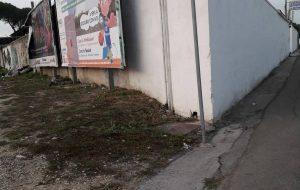 MNS: rifiuti nei pressi del seminario a Brindisi