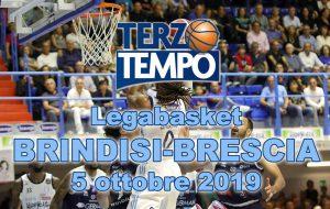 Terzo tempo web: il video di Brindisi-Brescia