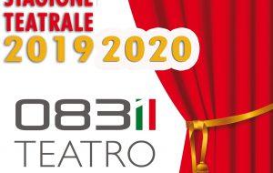 0831 Teatro: 13 spettacoli per la nuova stagione. Si comincia stasera con Enrico Lo Verso