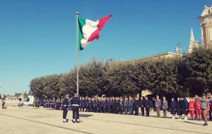 Celebrata a Brindisi la Giornata dell'Unità Nazionale e delle Forze Armate