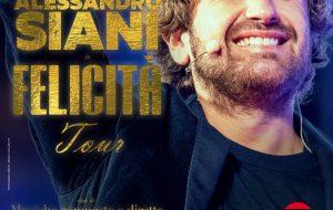 A Brindisi arriva il «Felicità Tour» di Alessandro Siani