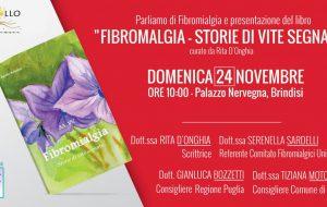 """M5S: domenica 24 a Palazzo Nervegna si presenta il libro """"Fibromialgia. Storie di Vite Segnate"""""""