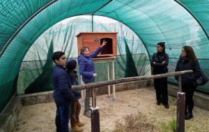 Grande successo per l'apertura domenicale del Centro Fauna Selvatica della Provincia di Brindisi