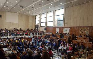 Svolta stamani l'assise congiunta tra il Consiglio dei Ragazzi ed il Consiglio Senior