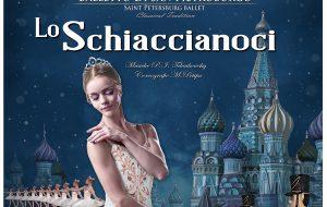 """Martedì 3 dicembre il Balletto di San Pietroburgo sul palco del Teatro Verdi con """"Lo Schiaccianoci"""""""