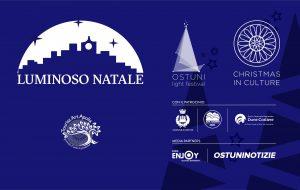 """Presentato il """"Luminoso Natale"""" di Ostuni: si parte sabato 23 novembre"""