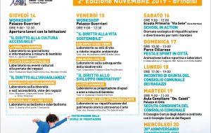 Settimana dei Diritti dei Ragazzi: prime giornate di workshop e prossimi appuntamenti