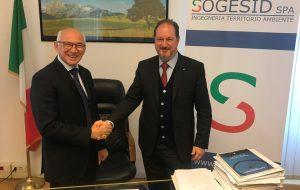 Accordo Sogesid-Authority per interventi ambientali e infrastrutturali sui porti