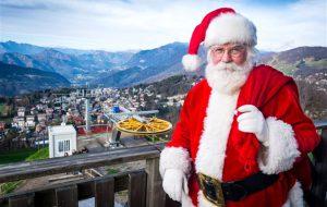Brindisi Città del Natale 2019: Il 21 novembre Santa Claus arriva in città a bordo di un rimorchiatore