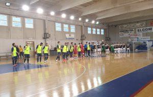 Olympique Ostuni: il ritorno in B è più duro del previsto