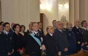 """Celebrato la """"Virgo Fidelis"""", patrona dell'Arma dei Carabinieri"""