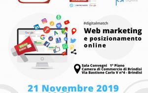 Eccellenze in digitale: domani convegno su Web Conference e posizionamento online