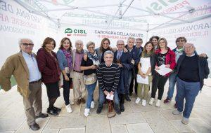 Carovana della Salute: grande successo a Brindisi