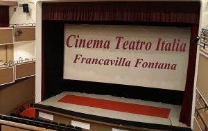 Firmata una nuova convenzione per l'utilizzo del Cinema Teatro Italia di Francavilla Fontana