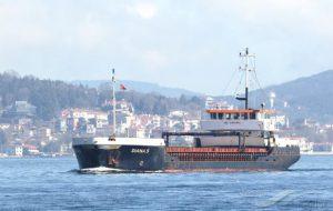 Danneggia scoglio ed evade i controlli sicurezza: denunciato il comandante della nave Diana S