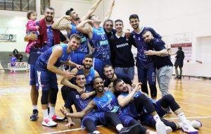 La Dinamo Brindisi cala il tris: vittoria anche contro l'Adria Bari
