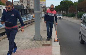 Oggi i sopralluoghi per il Giro d'Italia. Scelto il punto di arrivo in viale Togliatti