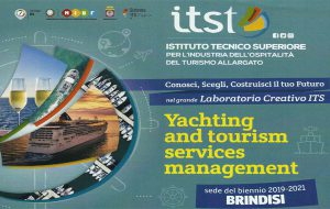 "Ultimi posti per il corso ITS di ""Tecnico Superiore Specializzato in Yachting and Tourism Services"""