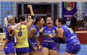 Volley: Mesagne-Offida=3-1