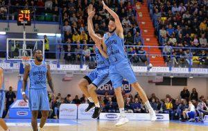 A Brindisi non si passa: sconfitto anche il Falco Szombathely