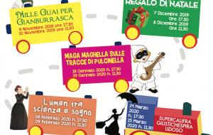 Riparte la stagione teatrale per bambini al Teatro Kopó di Brindisi