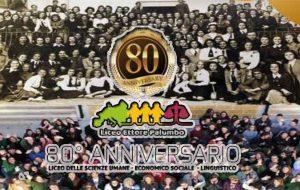 Il Palumbo compie 80 anni: giovedì 19 la storia ripercorsa da ex studenti ed ex docenti