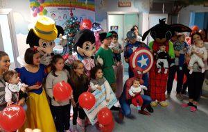 Aido Brindisi tra il reparto di Pediatria del Perrino ed il concerto Mater Misericordiae