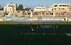 Il Brindisi torna alla vittoria: 1-0 all'Agropoli