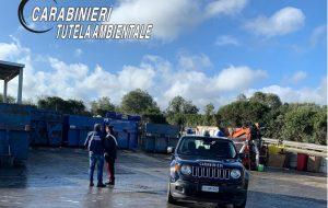 Ostuni: sequestrato il centro comunale di raccolta RSU
