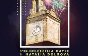 Il 31 dicembre Cecilia Gayle anima il Capodanno in piazza a Francavilla