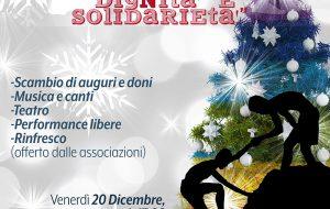 """Festa di fine anno del CSM al rione Bozzano sul tema """"Dignità e solidarietà"""""""