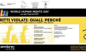Giornata mondiale Diritti dell'Uomo: dibattito Unesco nell'Auditorium del Mapri