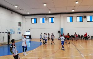 Coppa Italia: Junior Fasano-Cologne=35-28