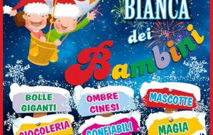 """Venerdì 20 """"La Notte bianca dei Bambini"""" a Pezze di Greco"""