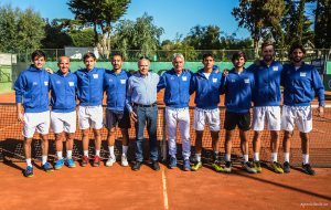 Tennis, playout A2: il CT Brindisi sconfitto a Parma retrocede in serie B