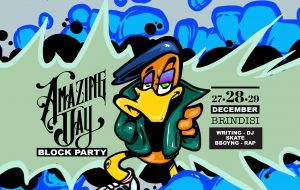 Finalmente approda a Brindisi l'Amazing Day – Block Party