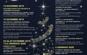 Natale 2019 a San Pietro: il programma degli eventi