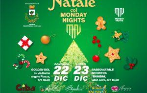 Natale col Monday Nights: il 22 e il 23 dicembre il movimento sportivo si sposta nel centro storico di Francavilla