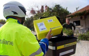 Consegna pacchi: in provincia di Brindisi +71,5% rispetto allo scorso anno